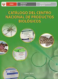 catalogo del CNPB
