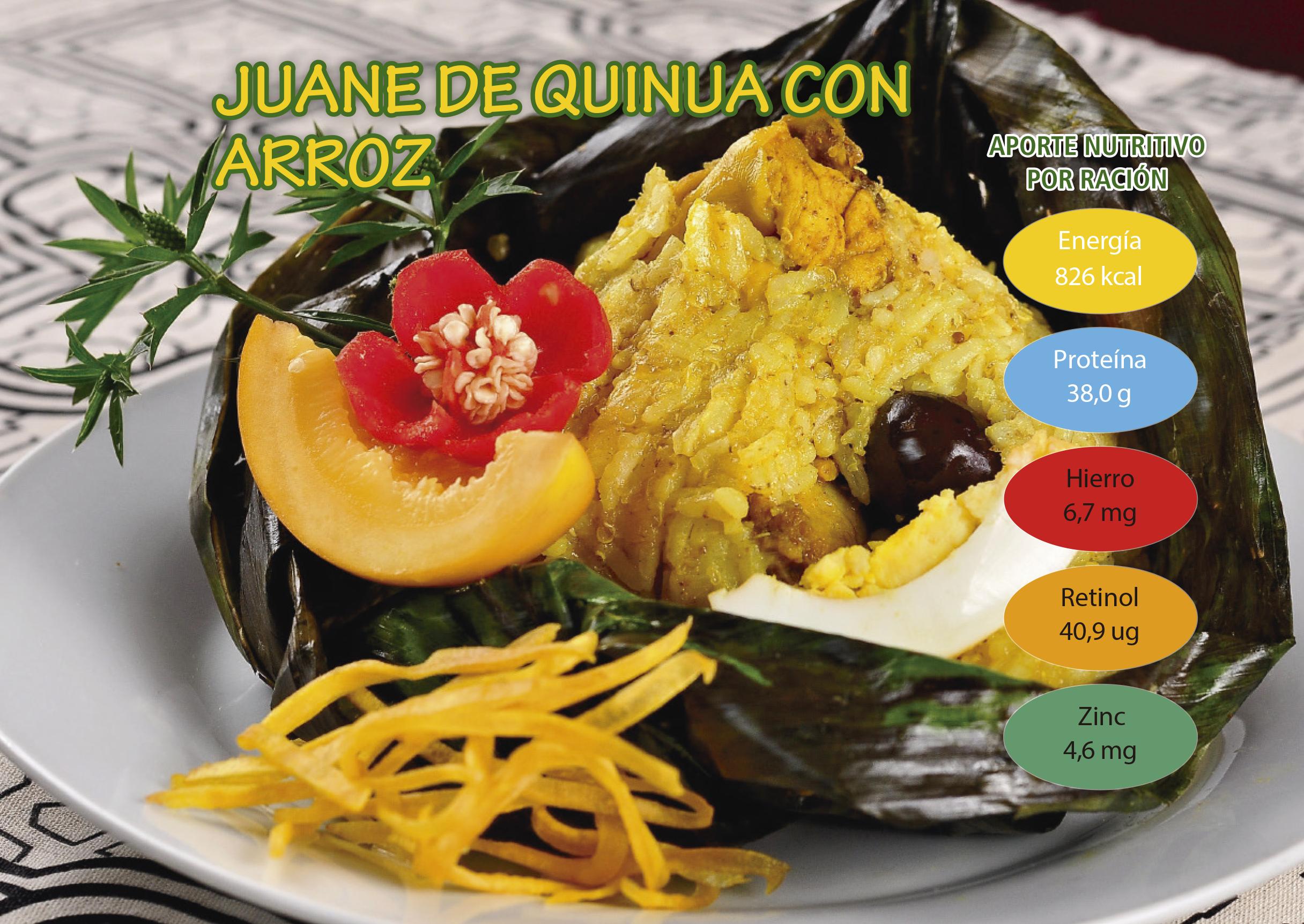 La Mejor receta: sepa preparar un nutritivo \'Juane de quinua con ...